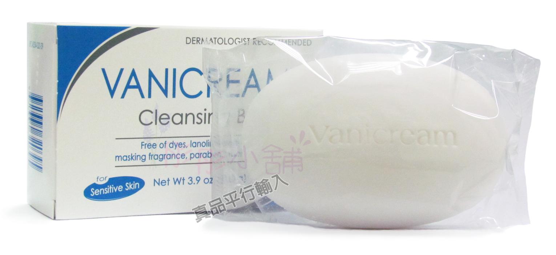 【彤彤小舖】真品平行輸入 Vanicream 美國 溫和保濕香皂 3.9oz/110g
