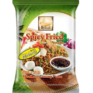*即期促銷價*馬來西亞 MyKuali檳城香辣乾撈麵[MA007]