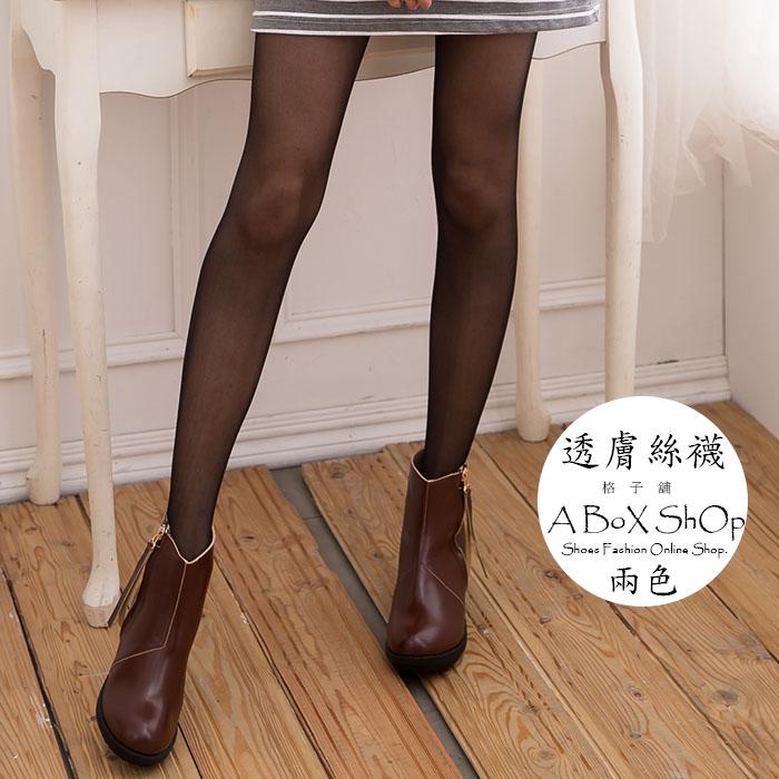 格子舖* 特價買五送一 嚴選香川風 MIT台灣製造 超彈力透氣透膚絲襪褲襪 2色