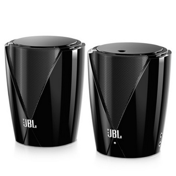JBL JEMBE 電腦多媒體喇叭【黑色】 2.0聲道系統 兩件式喇叭