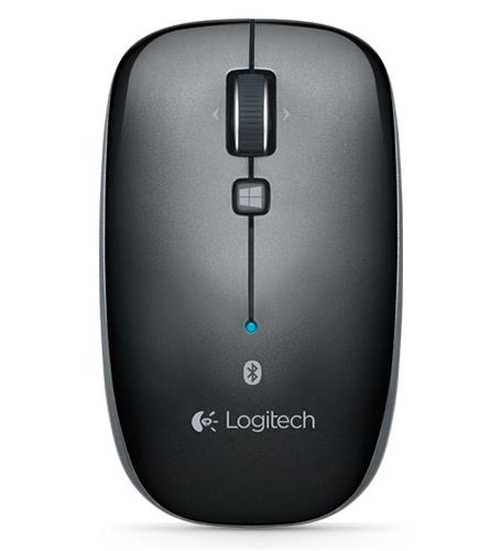 Logitech 羅技 M557 黑色 Bluetooth Mouse 藍芽滑鼠