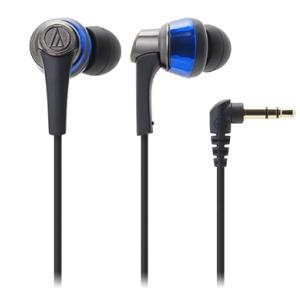 鐵三角 ATH-CKR5 耳道式耳機 【藍】耳道式耳機 ATH-CKM500 改版 公司貨 共六色