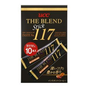 UCC 117隨身包咖啡10人(黑咖啡)