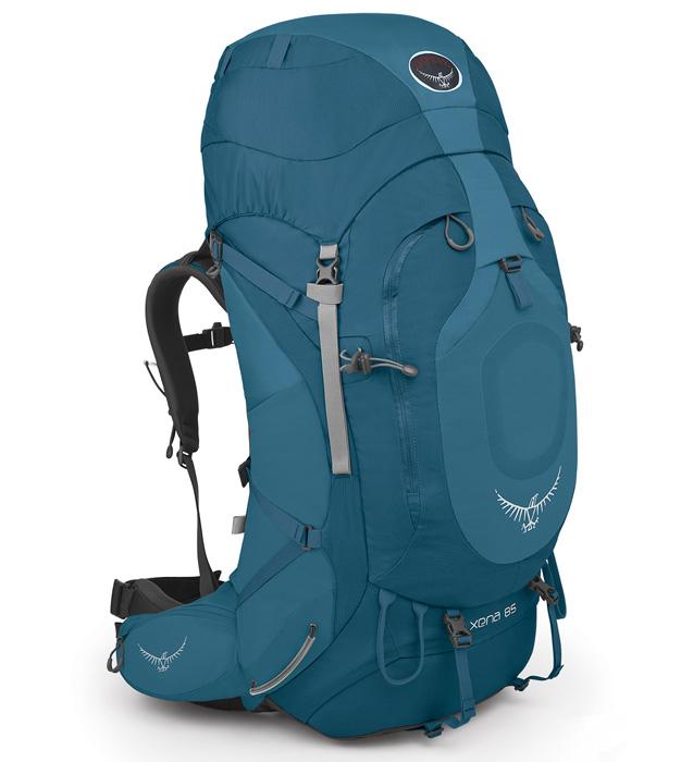 【鄉野情戶外用品店】 Osprey  美國  XENA 85 登山背包《女款》/重裝背包-冬空藍S/Xena85 【容量81L】