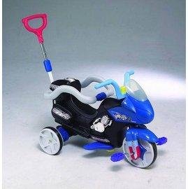 【淘氣寶寶】【CHING-CHING親親】重型機車全有三輪車(黑色)(TR-09A P46)