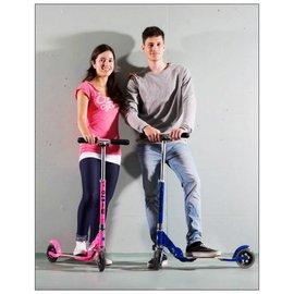 【淘氣寶寶】瑞士 Micro Flex 彩色版, 新上市限量發售 / 世界第一大品牌滑板車