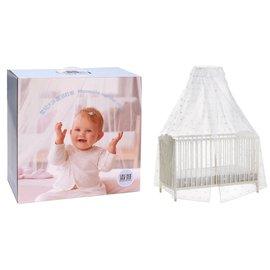 【淘氣寶寶】奇哥 嬰兒大床圓頂蚊帳(產地:台灣) BA543000