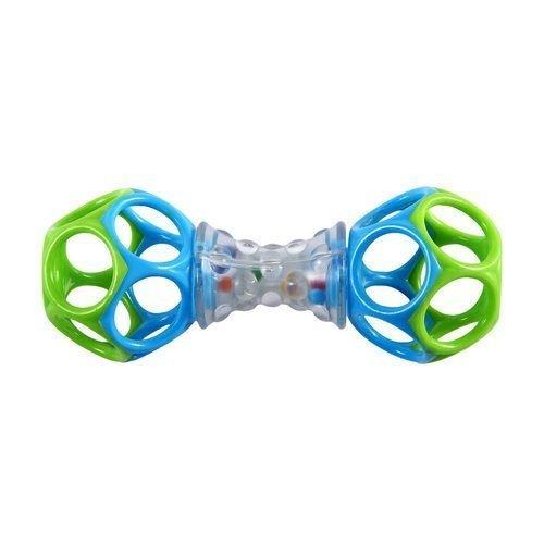 【淘氣寶寶】美國 Kids II-Oball-手搖歡樂洞動球【不含BPA,PVC,乳膠和鄰苯二甲酸鹽 】
