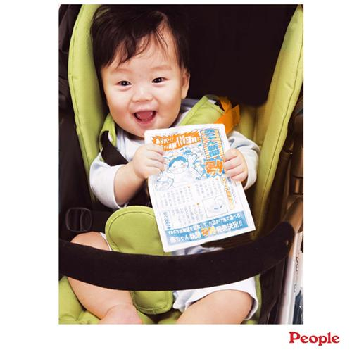 【淘氣寶寶】日本 people 寶寶的迷你報紙玩具【親子討論區熱烈反應推薦】