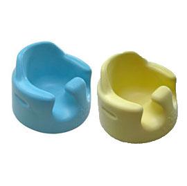 【悅兒樂婦幼用品?】傳佳知寶 JellyMom 幫寶椅 (藍/黃)