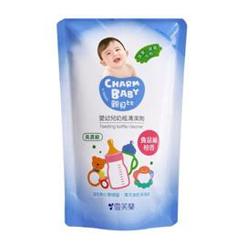 【悅兒樂婦幼用品?】親貝比 雪芙蘭 嬰幼兒奶瓶清潔劑補充包600ml