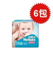 【悅兒樂婦幼用品?】HUGGIES 金好奇 護膚乾爽pH5.5紙尿褲(XXL) 25+2片x6包入