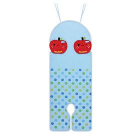 【悅兒樂婦幼用品?】naforye 拉孚兒【會呼吸】推車‧汽座通用透氣墊-蘋果