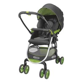 【悅兒樂婦幼用品?】GRACO 購物型雙向嬰幼兒手推車 城市商旅CITIACE-綠精靈