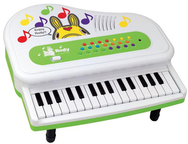 【悅兒樂婦幼用品?】Rody 跳跳馬 鋼琴