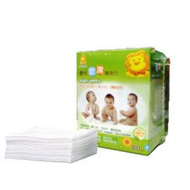 【悅兒樂婦幼用品?】小獅王 辛巴嬰兒乾濕兩用巾80抽