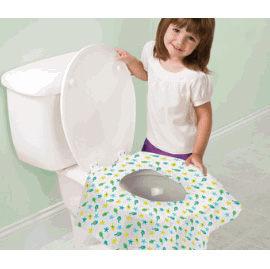 【悅兒園婦幼生活?】美國Summer Infant 環保拋棄式馬桶坐墊 (20入)
