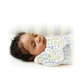 【悅兒樂婦幼用品?】美國Summer Infant 聰明懶人嬰幼兒睡袋包巾【純棉系列-搖滾吉他】