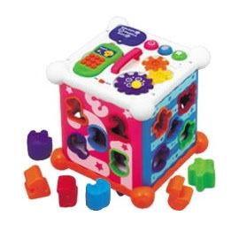 【悅兒樂婦幼用品?】Toy Royal 樂雅 新六面盒