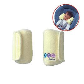 【悅兒樂婦幼用品?】Aprica 愛普力卡 嬰幼兒汽座用睡眠保護枕