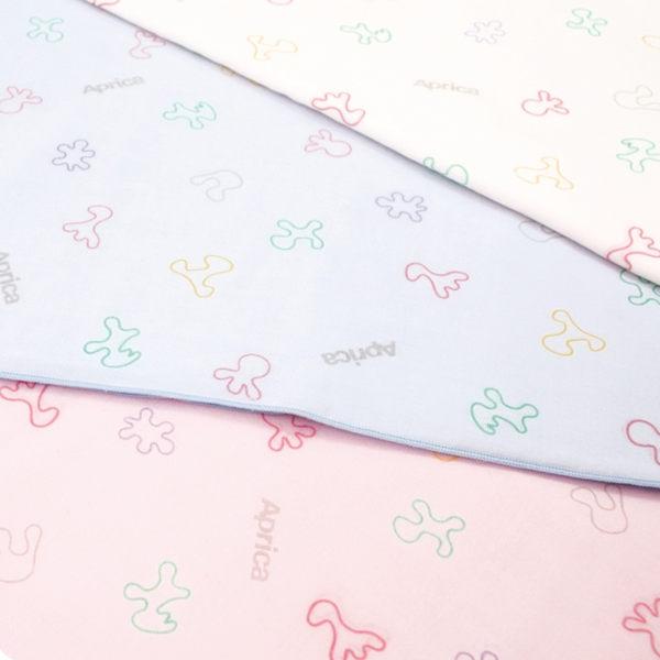 【悅兒樂婦幼用品?】Aprica 愛普力卡 幸福印花紗布大浴巾(一入裝)