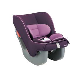 【悅兒樂婦幼用品?】Combi 康貝 Coccoro II S 輕穩汽座-藍莓紫
