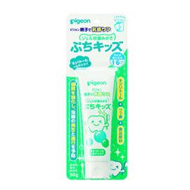 【悅兒樂婦幼用品?】PIGEON 貝親 嬰兒防蛀牙膏(木糖醇口味)