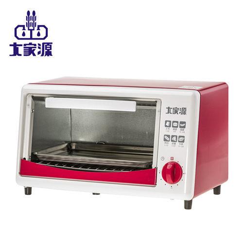 【威利家電】大家源8L小烤箱 TCY-3806