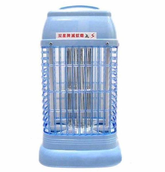 【威利家電】【刷卡分期零利率+免運費 雙星牌6W電子捕蚊燈 TS-193