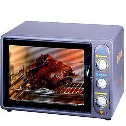 【威利家電】大家源30公升旋風式全雞烤箱送食譜(TCY-135)