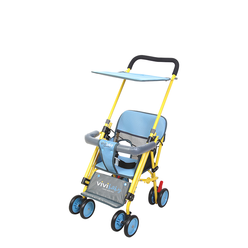 【ViVibaby】Easy Go 推車機車椅 共二款顏色