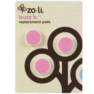 Zo-li Buzz B. 幼兒嬰兒指甲磨甲機專用磨甲片 粉色 *夏日微風*