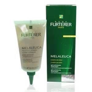 《香水樂園》萊法耶 FURTERER 白千層抗屑/去角質平衡菁華 (黃金凝膠) 75ML 清除頭皮上的角質 皮屑