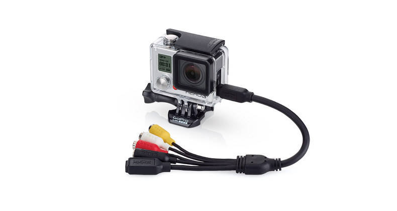 GoPro HD Skeleton Housing AHSSK-301 輕薄 側開防護盒 公司貨 for HD HERO3+ HERO 3+