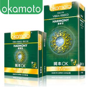 【伊莉婷】日本 Okamoto 岡本 夏夢型 Harmony 10入 CO-70599