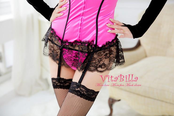 VitaBilla 優雅名媛 上衣+小褲+手套 三件組