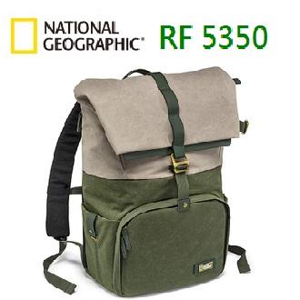 國家地理包 National Geographic 正成公司貨 NG RF 5350 - MEDIUM BACKPACK 中型後背包 RAINFOREST 雨林系列
