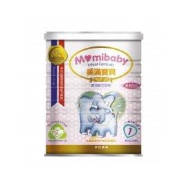 『121婦嬰用品館』美滿寶貝新生代較大嬰兒奶粉1號液相勻化900克12罐/箱(贈送一台腳踏車)