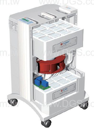 《IQAir》空氣清淨機Air Cleaners AG100