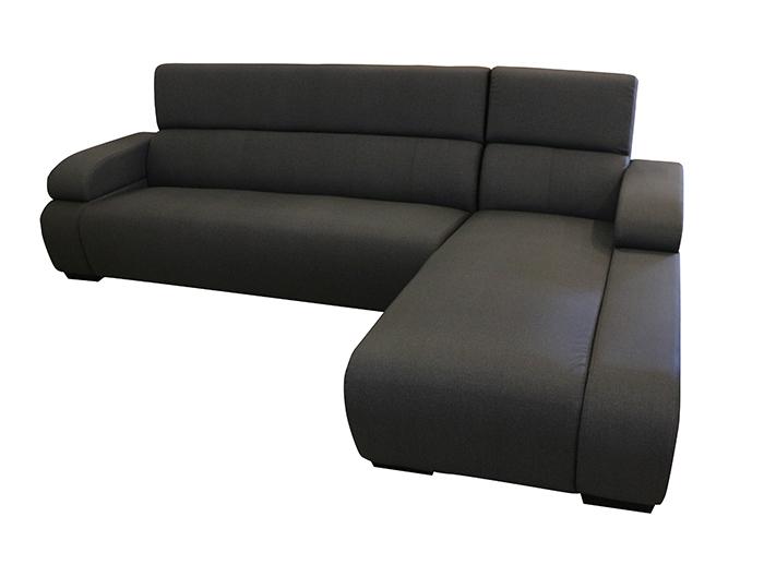 【尚品傢俱】805-02 米羅L型貓爪皮沙發/家庭沙發/客廳沙發/會客沙發/Sofa