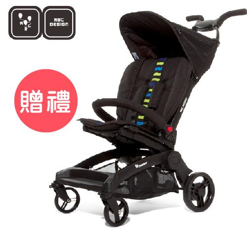 【好禮五選二】德國【ABC Design】TAKEOFF 嬰兒推車(運動款)(蚊帳/雨罩-11月寄出)