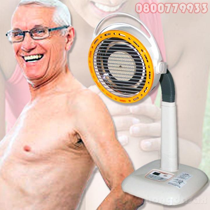 遠紅外線溫熱器(治療儀)+奈米銀離子抗菌枕1入【3期0利率】【本島免運】