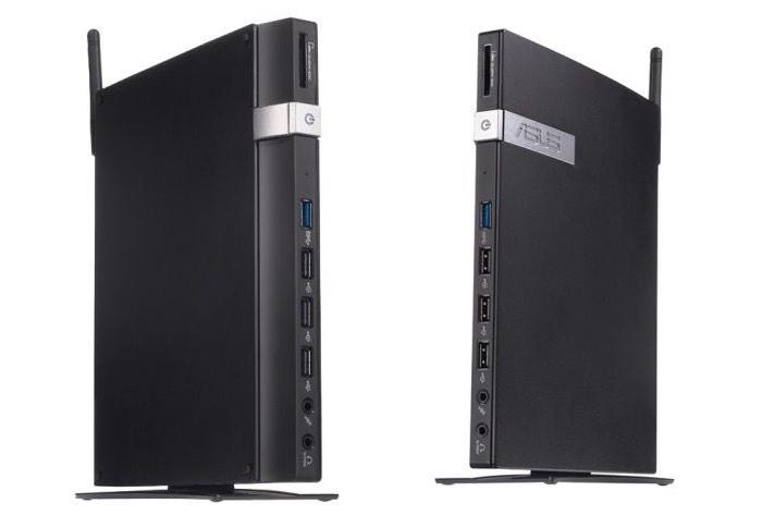 ASUS E510-I54460T0044    更高工作效率和繪圖品質的纖薄型迷你電腦 I5-4460T/4GB/128G SSD/WIN8 DG WIN7 Pro 64bit/65W/3-3-0