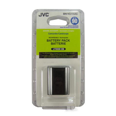 JVC BN-VG114原廠電池MG750 HM550 HD620 HD500 MG750 MS230 【AJVAA3】