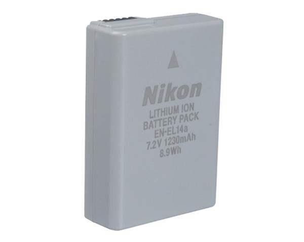 Nikon EN-EL14a ENEL14a 高容量 原廠電池 【ANIA29】