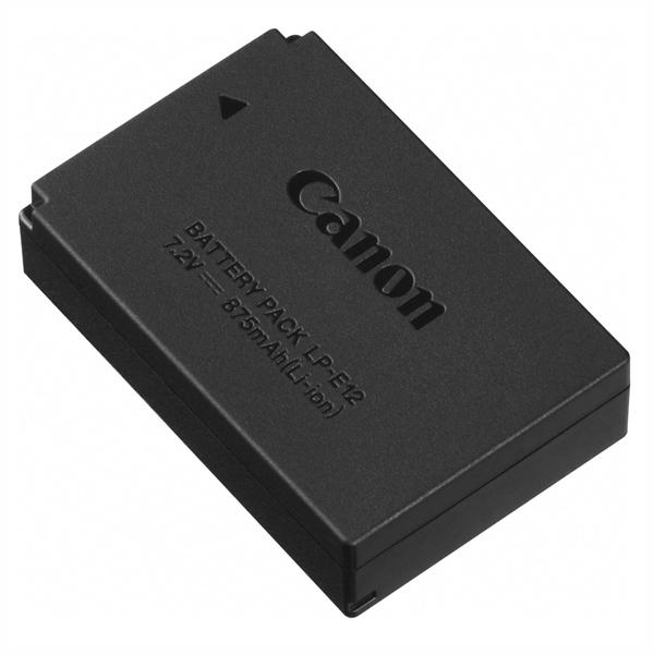 Canon LP-E12 LPE12 原廠電池 EOS M / 100D適用 【ACAA38】