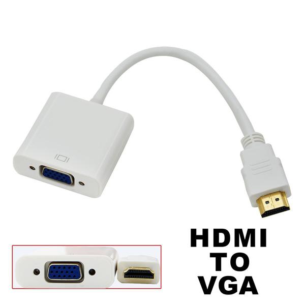 HDMI 轉VGA轉換器 HDMI公轉VGA母 1080P ps3 ps4 xbox