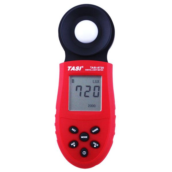 TASI-8720 數位照度計 亮度計 測光儀 測光表 光度計