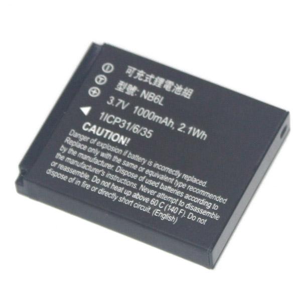 樂達數位 CANON NB-6LH NB-6L 副廠電池