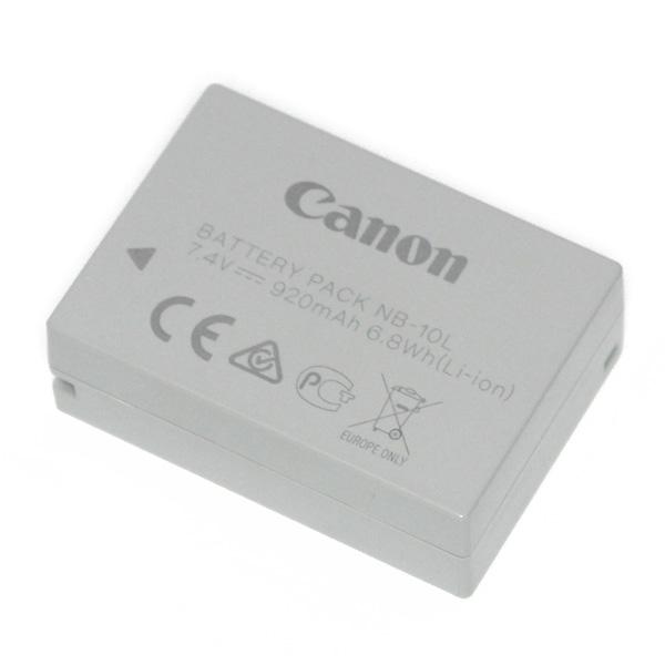 樂達數位 CANON NB-10L NB10L 原廠電池 X40 IS G1X SX50 G15 G16